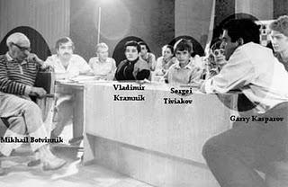 Botvinnik y otros