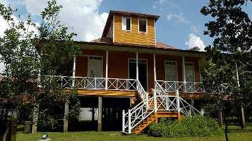 Casa natal de Fidel en Birán, Holguín
