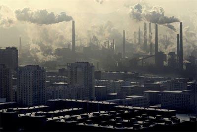 polucion-en-china