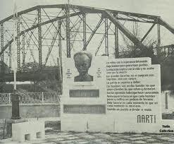 Monumento de José Martí en Sagua la Grande.