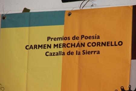 Premios de Poesía Carmen Merchán Cornello