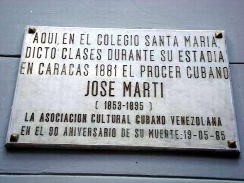 tarja-conmemorativa-jose-marti-venezuela